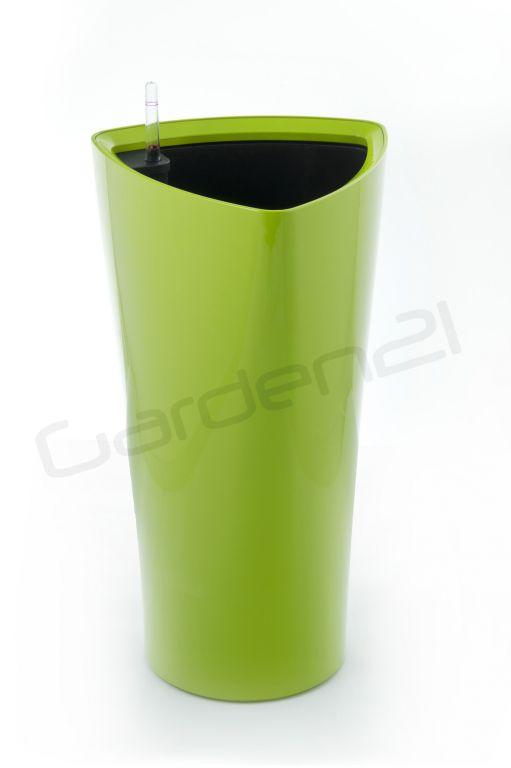 Samozavlažovací květináč G21 Trio zelený 56.5cm