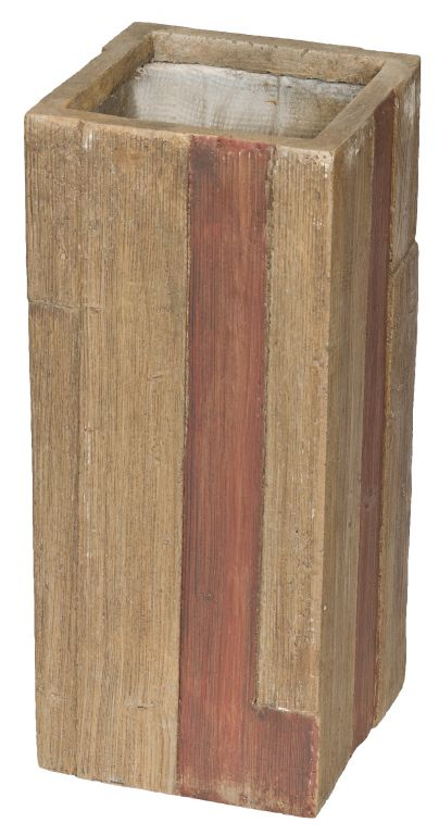 Květináč G21 Wood Tube – 60cm