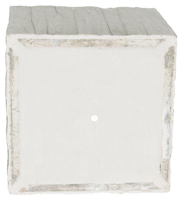 Květináč G21 Fossil Cube – 55 x 52 x 55 cm