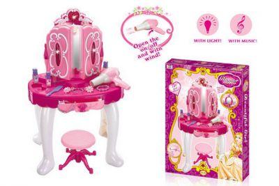 Hrací set G21 Dětský kosmetický stolek II.