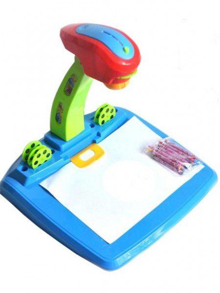 Hračka G21 Kreslící projektor modrý
