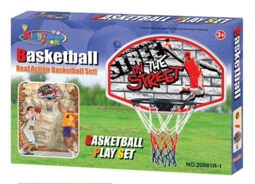 Hrací set G21 Basketbal + RYCHLÉ DODÁNÍ