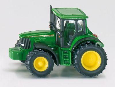 Hračka Siku Farmer Traktor John Deere, měřítko 1:87