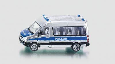 Hračka Siku Super Policejní minibus Mercedes, 1:50