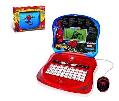 Hračka Clementoni Dětský počítač Spiderman