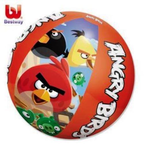 Míč Bestway  Angry Birds , nafukovací , průměr 51 cm