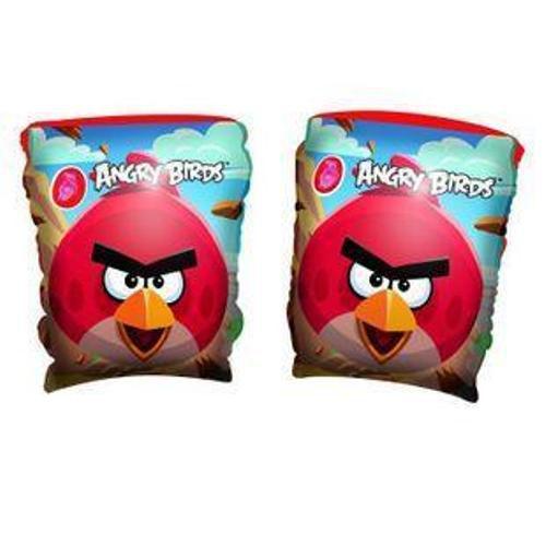Rukávky Bestway  Angry Birds , nafukovací, 23 x 15 cm