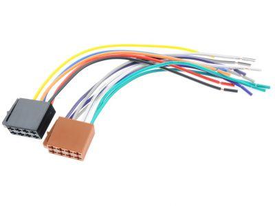 Autorádio Hama ISO konektor 2x zásuvka (napájecí + repro)