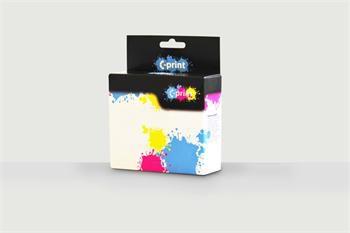 Inkoust C-print Alternativní CLI-521BK (CLI521BK) černý pro  Pixma iP3600, iP4600, iP4700,