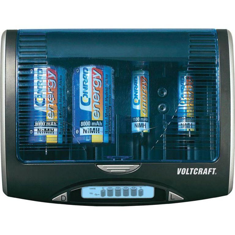 Nabíječka Voltcraft P600 LCD