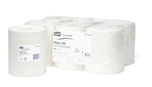 Ručníky Tork Universal 320 M2 v roli, papírové, 6ks, 135m