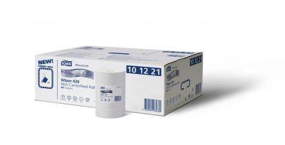 Ručníky Tork Advanced 420 M1 v miniroli, papírové, bílá, 11ks, 75m