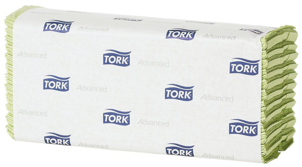 Ručníky Tork Advanced papírové skládané, zelené, 20x120ks
