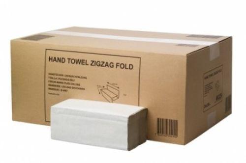 Ručníky Tork Neutral papírové skládané, šedá 5000ks, 20x250ks