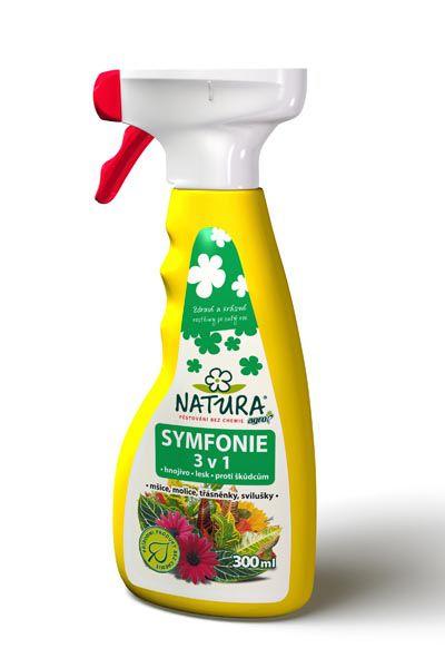 Hnojivo Agro  Natura Symfonie 3 v 1 500 ml