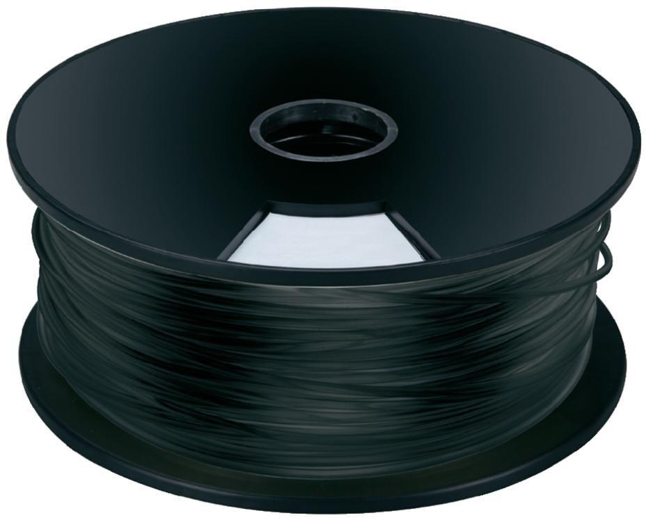 Náplň Velleman ABS3B1 pro 3D tiskárnu Velleman, 3mm, 1kg, černá