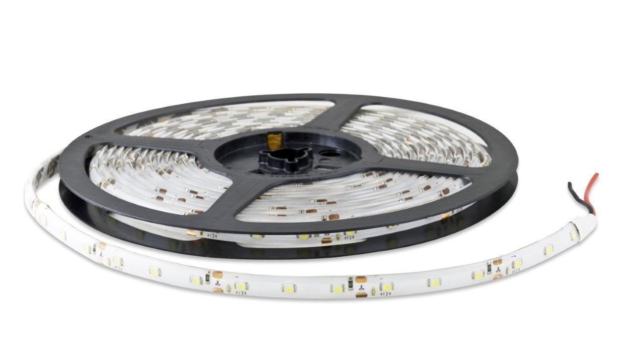 LED pásek G21 SMD 3528, 60LED/m,5m, studená bílá, IP63,12V
