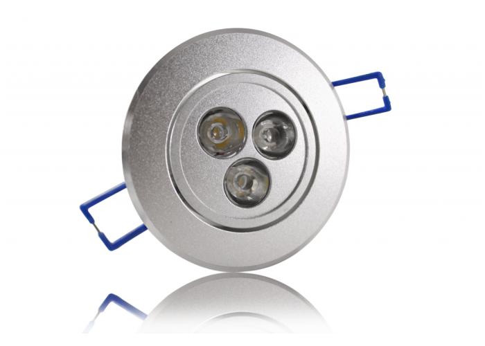 Bodovka LED 3W kompletní podhledová  pohyblivá