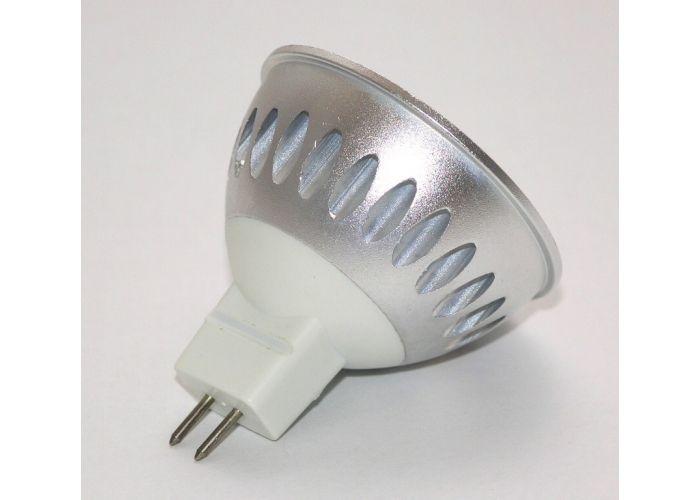 Žárovka G21 LED G5.3/MR16 4SMD, 12V, 4W, 440lm, bílá
