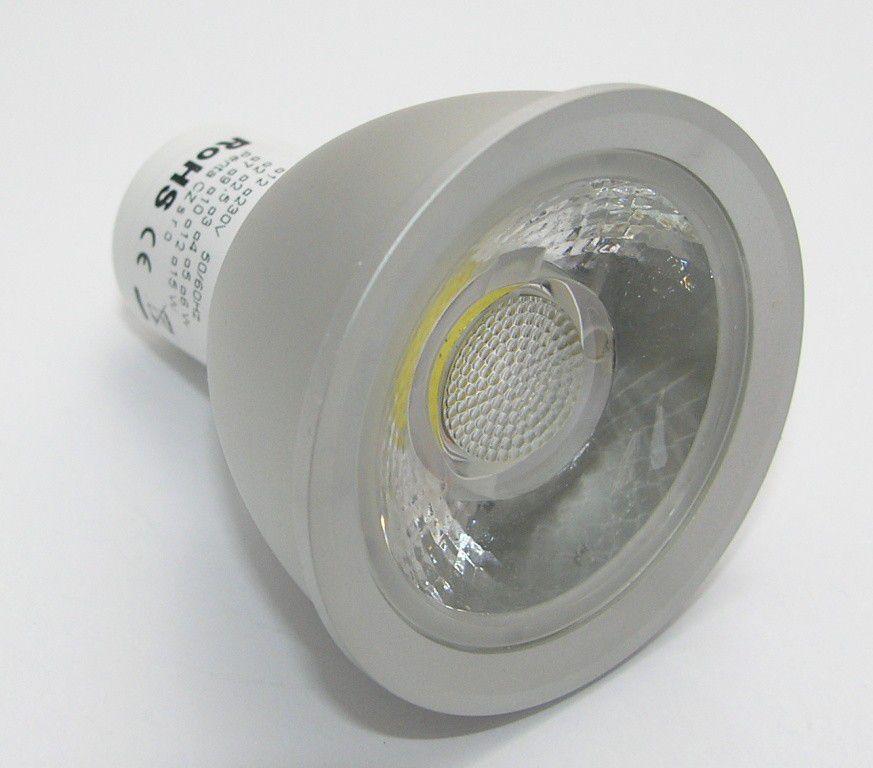 Žárovka G21 LED GU10-COB, 230V, 6W, 480lm, bílá