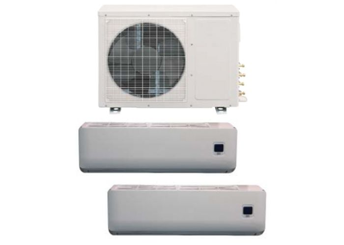Klimatizace Midea/Comfee MS11M6-18HRFN1 Multi-Split Full Inverter, DUO, do 2x32m2, funkce vytápění, odvlhčování
