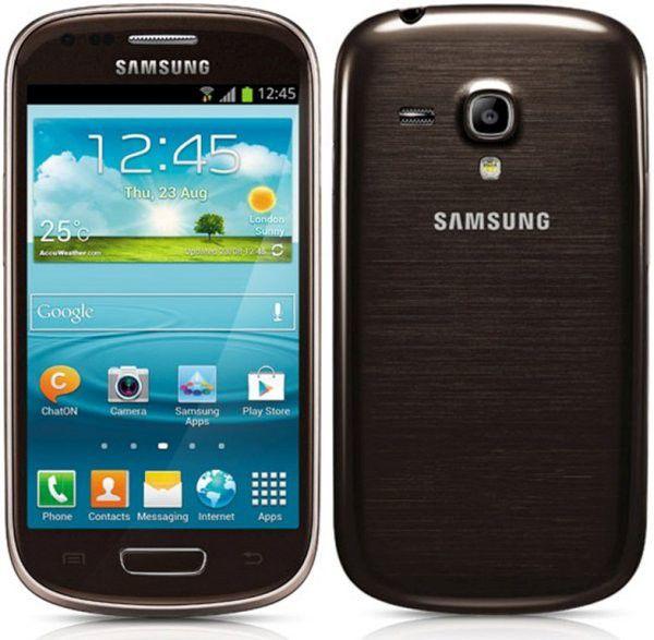 Mobilní telefon Samsung Galaxy S III mini black