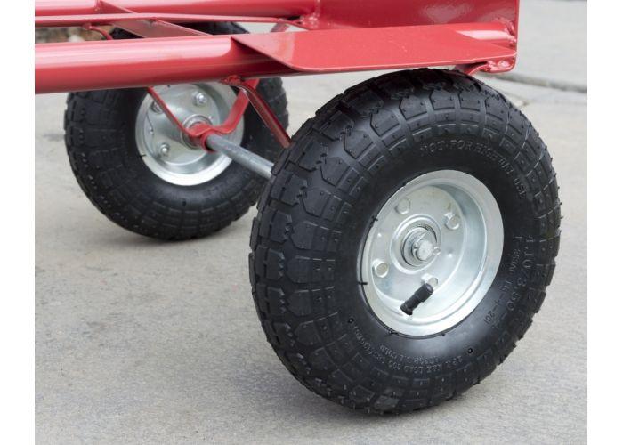 Rudl G21 multifunkční, 250kg nafukovací kola