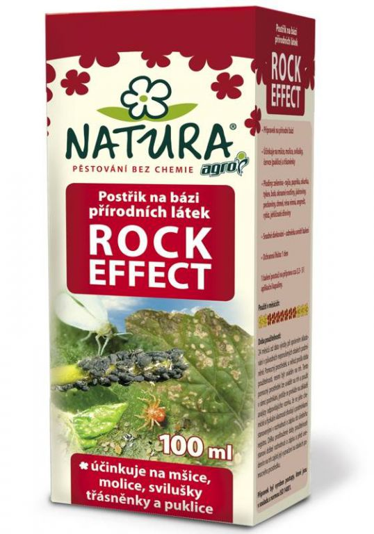 Hnojivo Agro  Natura Rock Effect 250ml
