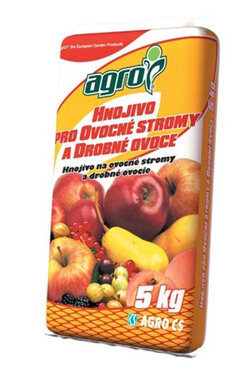 Hnojivo Agro  pro ovocné stromy a drobné ovoce 5kg