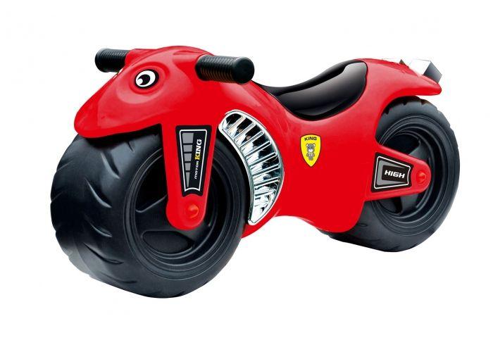 Motorka G21 BIKE červená