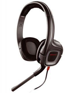 Sluchátka Plantronics Audio 355 s mikrofonem, černá