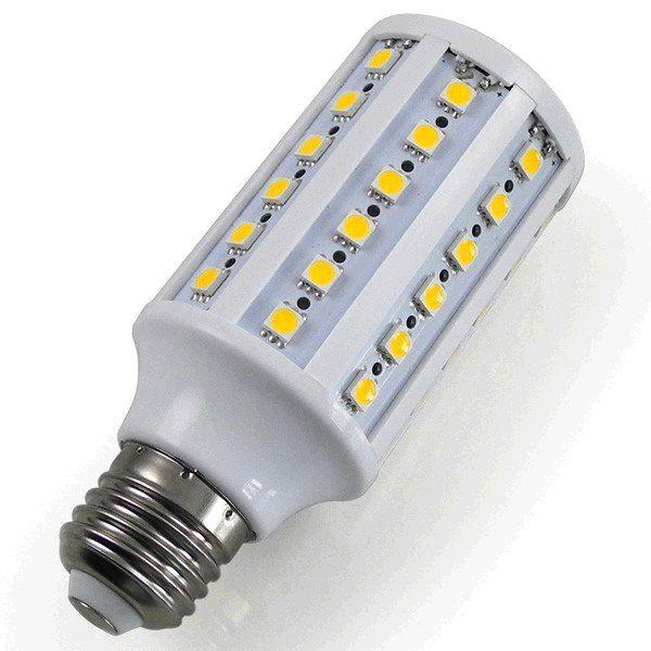 Žárovka ORT LED E27, 230V, 9W, 820lm, teplá bílá