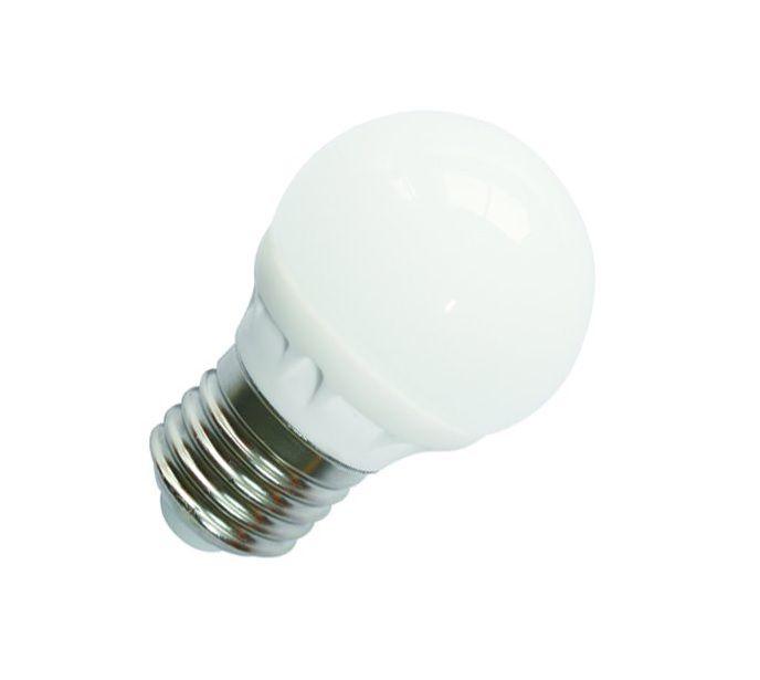Žárovka ORT LED E27, 230V, 5W, 390lm, teplá bílá