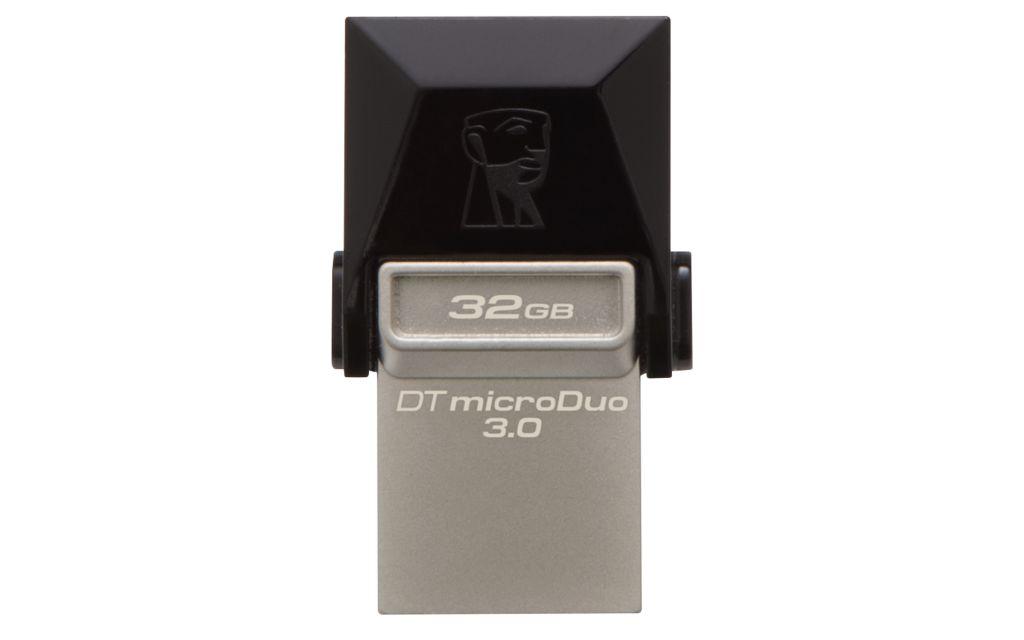 Flashdisk Kingston DataTraveler MicroDuo 32GB, USB 3.0, OTG