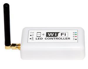 RGB LED kontrolér Premium Line lighting ECO-MW 288W IOS/Android Wi-Fi