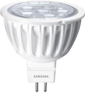 Žárovka Samsung LED MR16, 12V, 3,2W, 210lm, teplá bílá