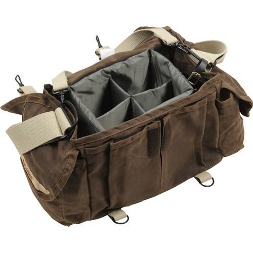 Brašna Domke  F-2 RUGGEDWEAR BROWN