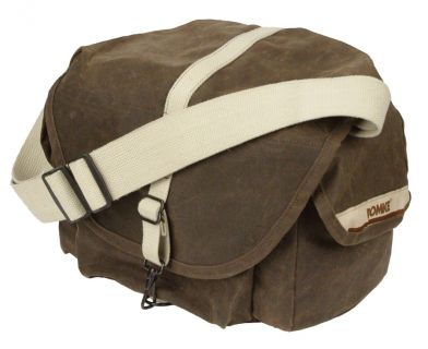 Brašna Domke  F-3X SUPER COMPACT BAG RUGGEDWEAR BROWN