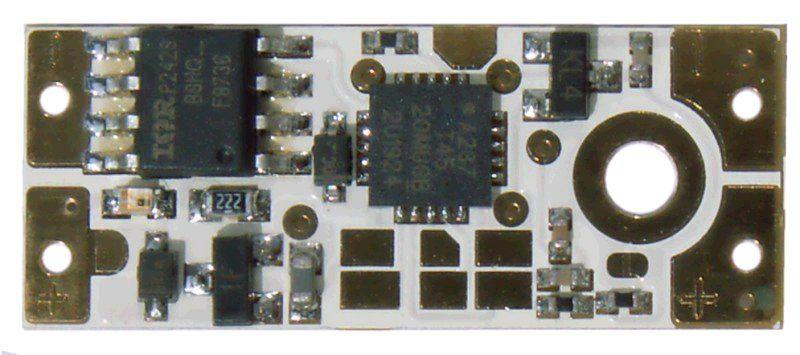 LED stmívač TLE do profilu dotykový 12-24V