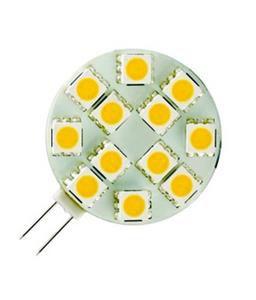 Žárovka ORT LED G4, 12V, 2,4W, 210lm, studená bílá