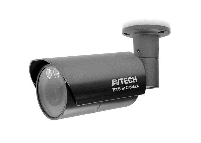 Kamera Avtech AVM552C venkovní 2 Mgpx IP s IR, Full HD, WDR, PoE, IR Solid Light, IP66