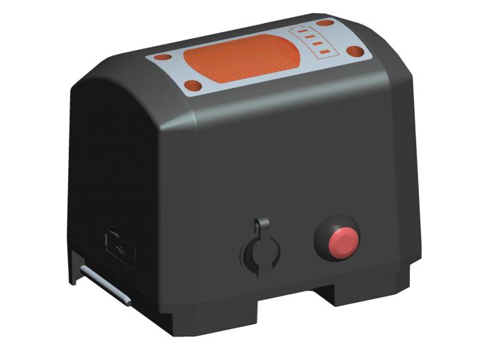Baterie G21 pro LED reflektor G21 přenosný bateriový 10W