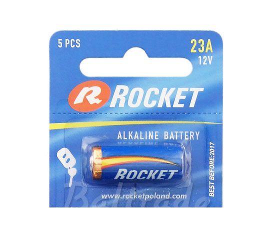 Baterie Rocket 23A 12V - alkalická