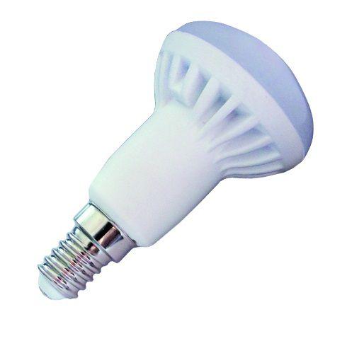 Žárovka ORT LED E14, 230V, 5W, 420lm, teplá bílá