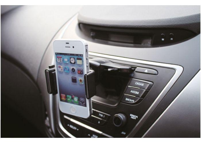 Držák G21 Smart phones holder CD slot univerzální, pro mobilní telefony do 6