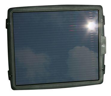 Nabíječka HQ solární pro autobaterii 12V/4.8W