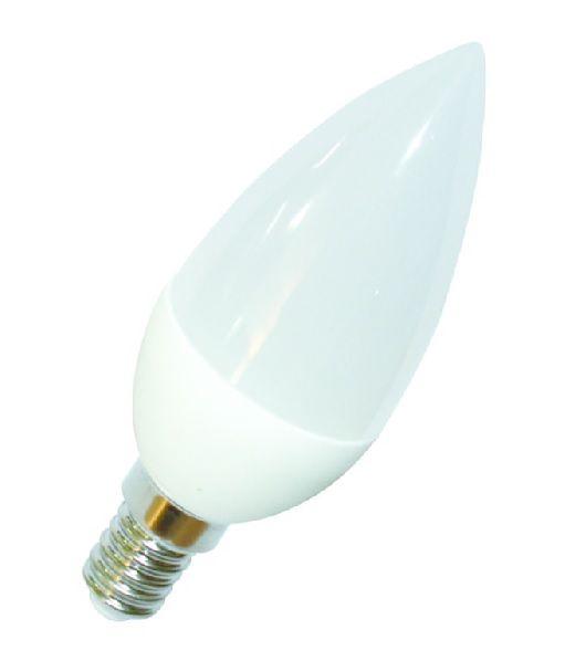 Žárovka ORT LED E14, 230V, 4W, 380lm, teplá bílá - svíčka