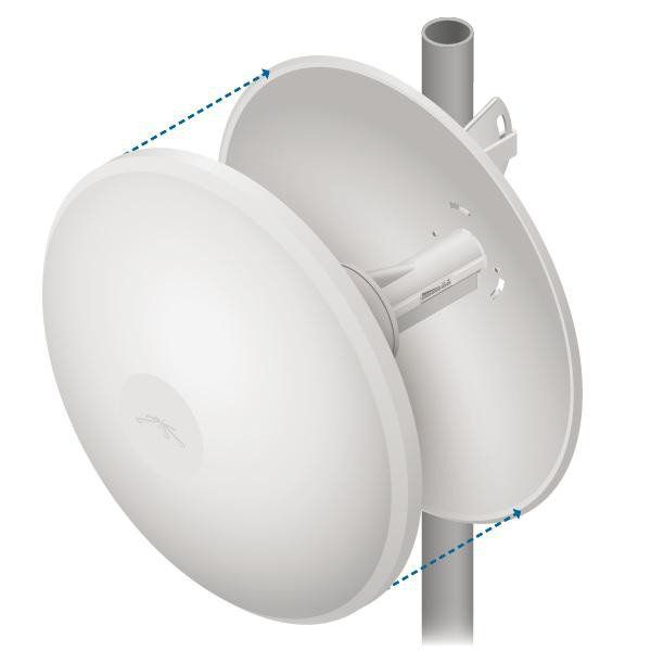 Kryt Ubiquiti Networks Radom pro PowerBeam / NanoBeamM - 400mm