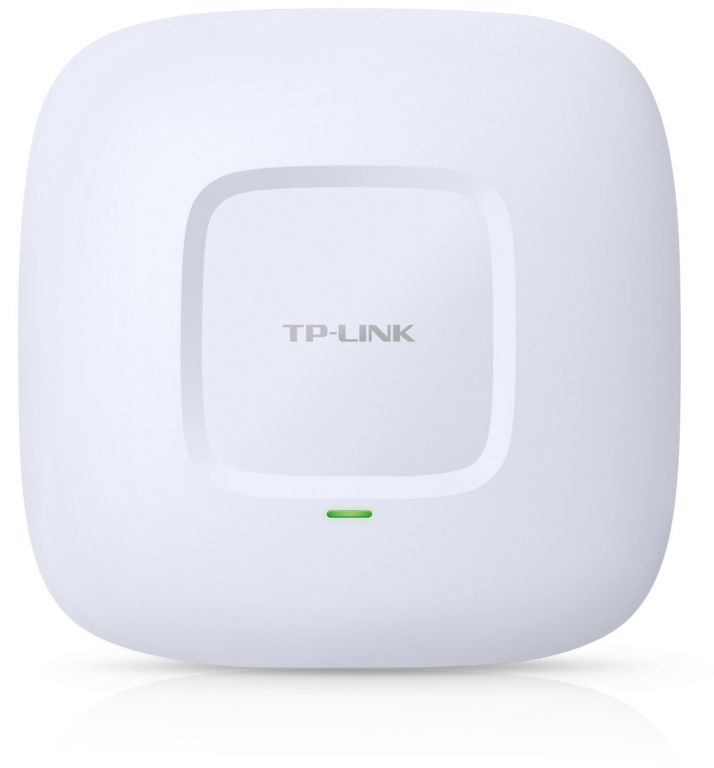 WiFi router TP-Link EAP120 stropní AP/router, 1x Gigabit WAN, (2,4GHz, 802.11n) 300Mbps