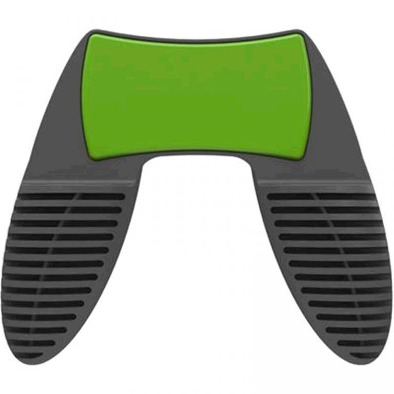 Držák Clingo Game Pad šedo-zelený